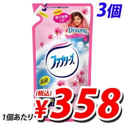 P&Gファブリーズエイプリルフレッシュの香り詰め替え320ml×3個