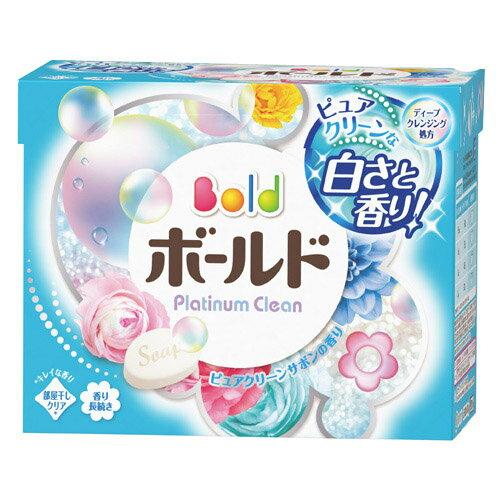 P&G ボールド 粉末洗剤 プラチナクリーン