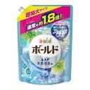 P&G 洗濯洗剤 ボールド フレッシュピュアクリーンの香り つめかえ用 超特大 1.26kg