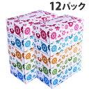 『お一人様2箱限り』『日本製』 ボックスティッシュ 150組(150W) 12パック(60個) [ ティッシュペーパー ボックスティ…