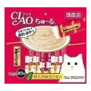 いなば CIAO チャオ ちゅ〜る まぐろ 海鮮ミックス味 14g×20本 SC-127 国産