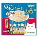 いなば CIAO チャオ ちゅ〜る かつお かつお節ミックス味 14g×20本 SC-130 国産
