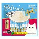 いなば CIAO チャオ ちゅ〜る とりささみ かつお節ミックス味 14g×20本 SC-193 国産