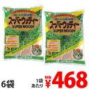 常陸化工 スーパーウッディ 固まる木製猫砂 7L×6袋【送料無料(一部地域除く)】