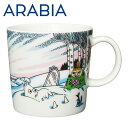 Arabia アラビア ムーミン マグ スプリングウィンター Spring Winter 300ml マグカップ 2017年冬季限定