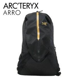 Arc'teryx アークテリクス ARRO 22 アロー 22 バックパック ブラック 【送料無料(一部地域除く)】