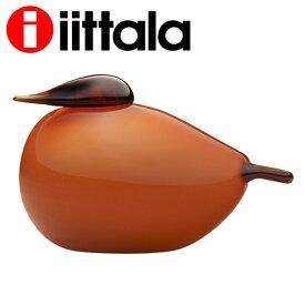 iittala イッタラ Birds by Toikka バード クーラス オレンジ 140×90mm Kuulas Orange『送料無料(一部地域除く)』