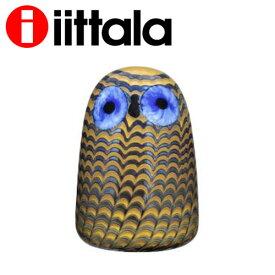 iittala イッタラ Birds by Toikka バード フクロウ(子) 75×105mm Owlet glassbird『送料無料(一部地域除く)』