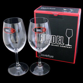 リーデル ワイングラス オヴァチュア 6408/5 ホワイトワイン 2個セット
