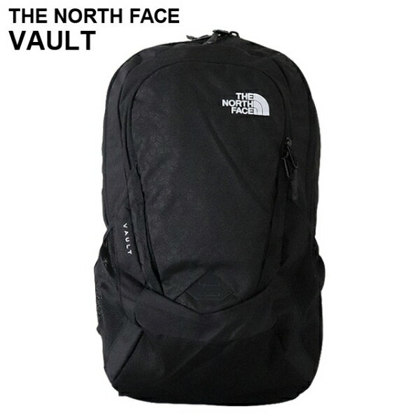 THE NORTH FACE ザ・ノースフェイス VAULT ヴォルト 27L ブラック バックパック T0CHJ0JK3【送料無料(一部地域除く)】