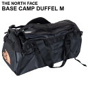 THE NORTH FACE ザ・ノースフェイス BASE CAMP DUFFEL M ベースキャンプ ダッフル 71L ブラック×メタリックコッパー ボストンバッグ ダッフルバッグ バックパック 【送料無料(一部地域除く)】