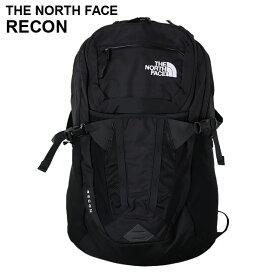THE NORTH FACE ザ・ノースフェイス RECON リーコン ブラック バックパック 【送料無料(一部地域除く)】