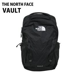 THE NORTH FACE ザ・ノースフェイス VAULT ヴォルト ブラック バックパック『送料無料(一部地域除く)』