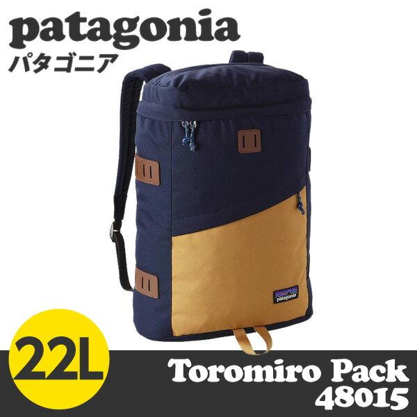 Patagonia パタゴニア 48015 トロミロパック 22L Toromiro Pack ネイビーブルー 【送料無料(一部地域除く)】