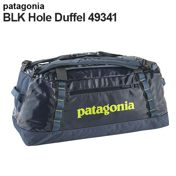 Patagonia パタゴニア 49341 ブラックホールダッフル 60L ドロマイトブルー Black Hole Duffel Dolomite Blue DLMB 【送料無料(一部地域除く)】