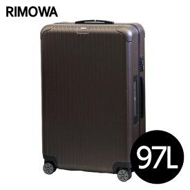リモワ RIMOWA サルサ 96.5L マットブロンズ E-Tag SALSA ELECTRONIC TAG マルチホイール スーツケース 811.77.38.5 【送料無料(一部地域除く)】