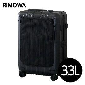 リモワ RIMOWA エッセンシャル スリーブ キャビンS 33L マットブラック ESSENTIAL SLEEVE Cabin S スーツケース 842.52.63.4 【送料無料(一部地域除く)】