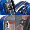 Suitcase Samsonite firelight (firelight) 55 cm deep blue Samsonite Firelite U72-001 35L