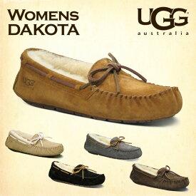 UGG アグ ダコタ ムートンシューズ モカシンシューズ 5612 ウィメンズ Dakota WOMENS レディース【送料無料(一部地域除く)】
