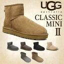 UGG アグ クラシックミニ II ムートンブーツ ウィメンズ1016222 Classic Mini WOMENS レディース ショートブーツ 【送…