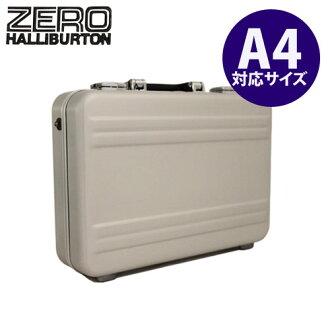 Zero Halliburton公文箱DZ3-SI DZ系列银子ZERO HALLIBURTON kompyutakesuatasshie