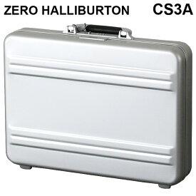 『期間限定ポイント10倍』ゼロハリバートン ZERO HALLIBURTON SLシリーズ スリムラインシリーズ2 アタッシュケース シルバー A3対応 94353 CS3A-SI『送料無料(一部地域除く)』