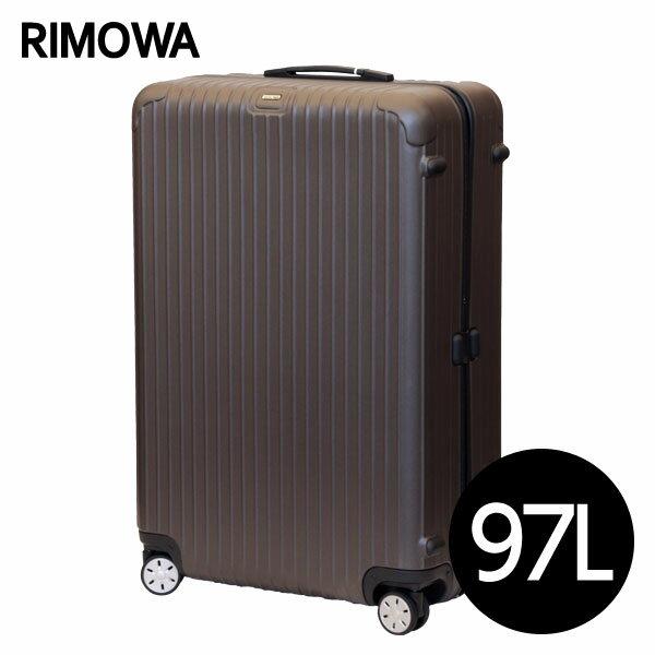RIMOWA リモワ サルサ 97L マットブロンズ SALSA 810.77.38.4【送料無料(一部地域除く)】