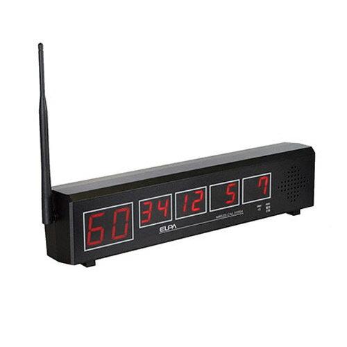 ELPA ワイヤレスチャイム 高品質ワイヤレスコール受信器 EWJ-T01【代引不可】【送料無料(一部地域除く)】