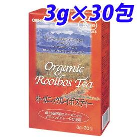 オリヒロ オーガニックルイボスティー 3g×30包