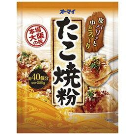 日本製粉 オーマイ たこ焼き粉 200g