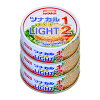 hoteifuzutsunakaru LIGHT 1/2 70g*3罐