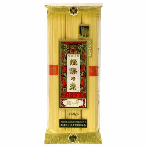 カネス製麺 手延中華麺「揖保乃糸」龍の夢 240g