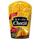 江崎グリコ 生チーズのチーザ チェダーチーズ 40g