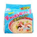 イトメン チャンポンめん海鮮とんこつ 90g×5食
