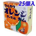 マルカワ ビッグサイズ オレンジガム 6粒×25個