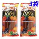 【100円OFFクーポン配布中★】しんこう フルーツ果汁100% 10本入り×3袋