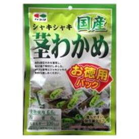 カネタ・ツーワン 国産茎わかめ お徳用 112g