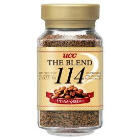UCC ザ・ブレンド114 90g瓶 コーヒー ドリップ 粉 インスタント おうちカフェ