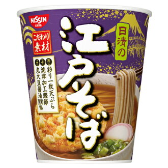 71 g of Edo sides of Nissin Food Products Sino-Japanese
