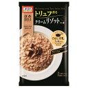 日本製粉 オーマイ ほめDELI トリュフ香るクリームリゾットの素 17.9g