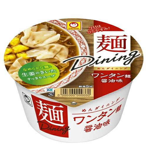東洋水産 麺ダイニング ワンタン麺醤油味 99g