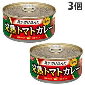いなば食品 完熟トマトカレー 中辛 165g×3缶 レトルトカレー 洋風 レトルト 惣菜 レトルト食品 レトルトパウチ 食材 食品 保存食