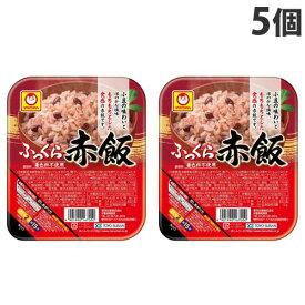 東洋水産 ふっくらお赤飯 160g×5個