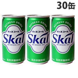 南酪スコール 185ml 30缶
