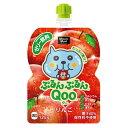 コカ・コーラ ゼリー飲料 ぷるんぷるんQoo リンゴ 125g