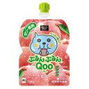コカ・コーラ ゼリー飲料 ぷるんぷるんQoo もも 125g
