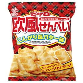 マスヤ ピケエイト 欧風せんべい こんがりバター味 24g