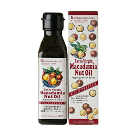紅花食品 マカダミアナッツオイル 100g