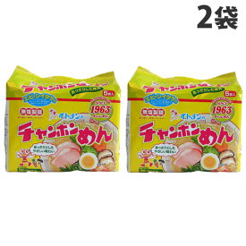 イトメン チャンポンめん 100g 5食×2袋