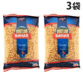 バハール ショートパスタ エルボ (デュラム小麦100%) 500g×3袋